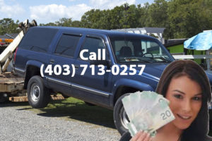 Cash For Cars Calgary Service